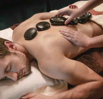 Massage đá